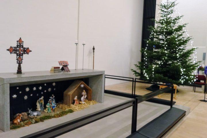 Jul i Løsning kirke