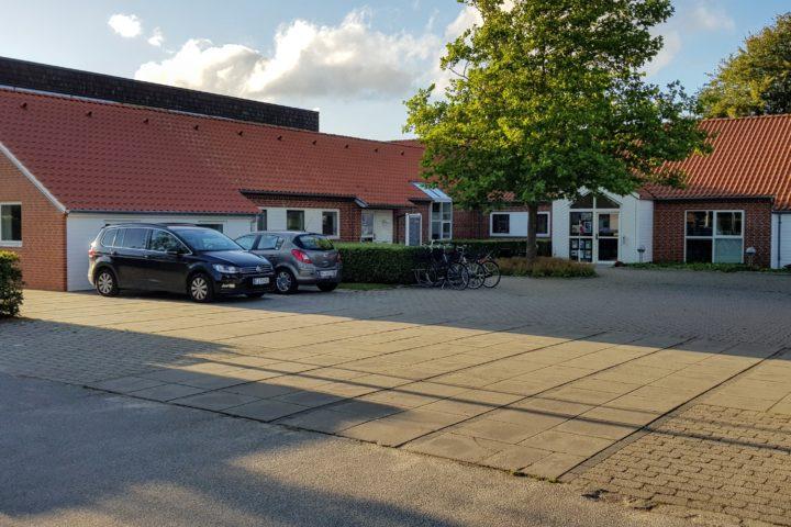 Løsning kirkecenter