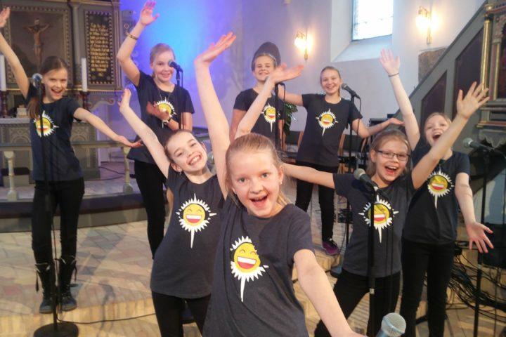 Godspel kids koncert