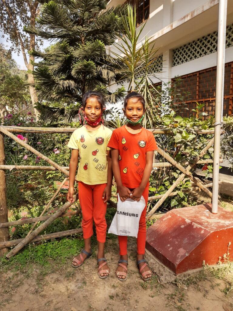 Tablet til børn i Bangladesh